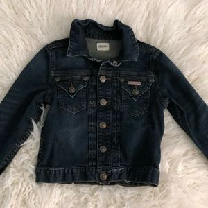 Girls Hudson Jean Jacket
